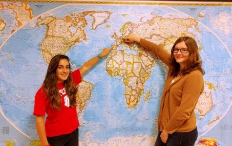 Exchange students have once-in-a-lifetime experience at Center Hill