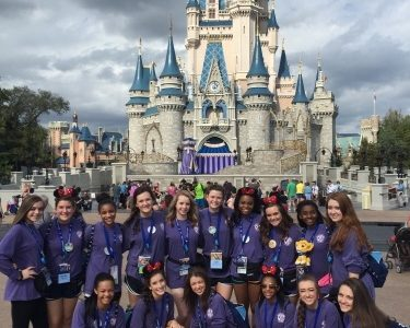 Dance team to compete at Nationals at Disney World