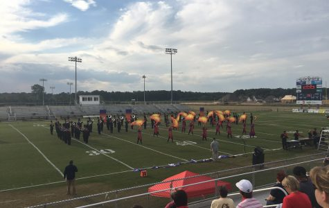 Marching band takes on Message from Mars