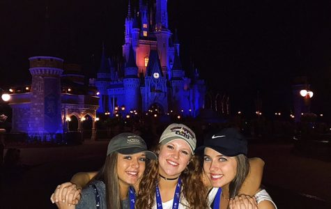 Dance team places eighth in nation