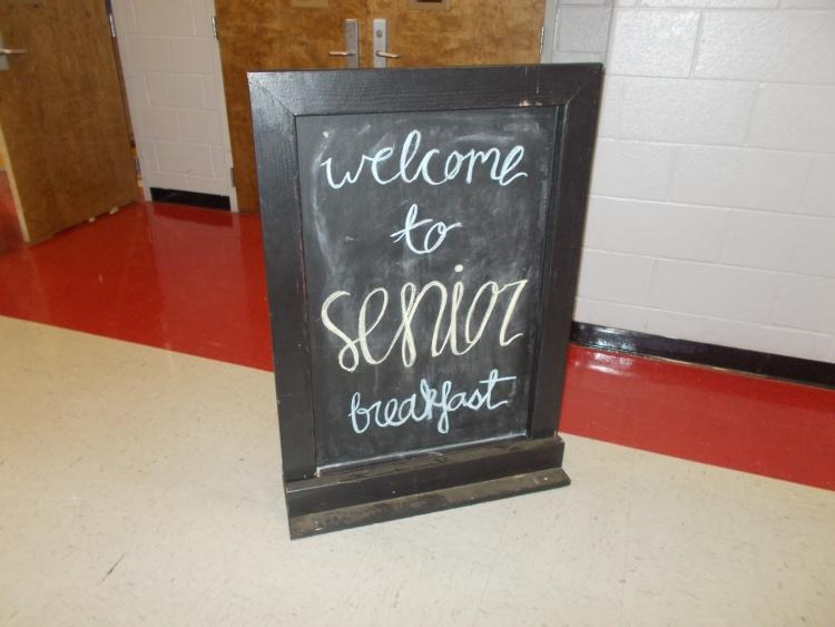 Slideshow: Senior Breakfast