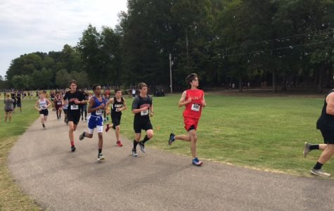 Cross country goes the extra mile to test personal limits