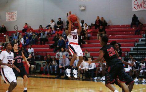Slideshow: Boys Basketball vs. Corinth (11/7/17)