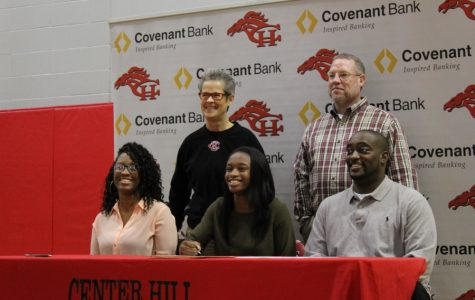 Camaryn McClelland signs with Austin Peay State University