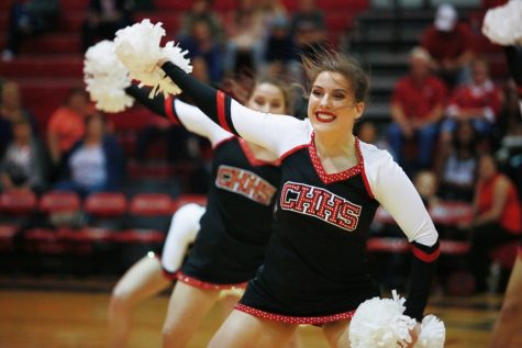 Dance team nationally ranked for second year in row