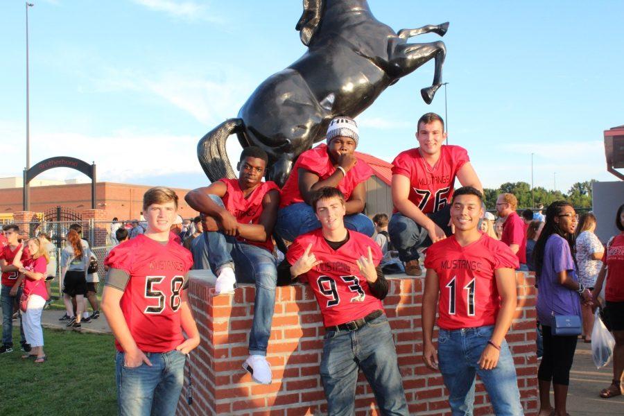 Slideshow: Meet the Mustangs 8/9/18