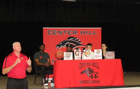 Calvin Temple verbally commits to play basketball at D1 university