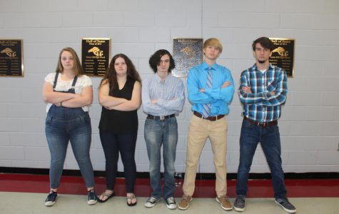 Five at The Hill named National Merit Semifinalists