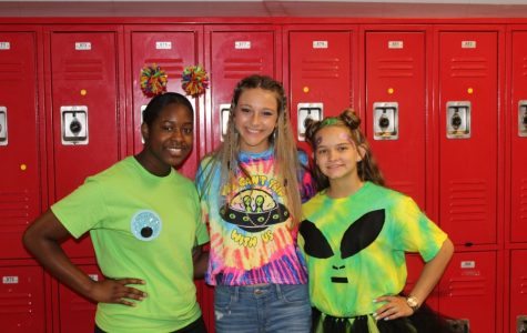 Slideshow: HOCO Out of This World Day, 10/10/18