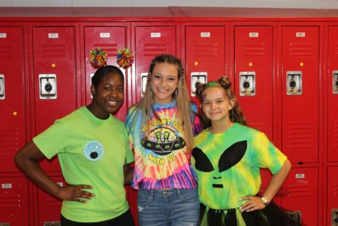 Slideshow: HOCO Spirit Day, 10/12/18