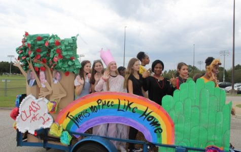 Slideshow: HOCO Parade, 10/12/18