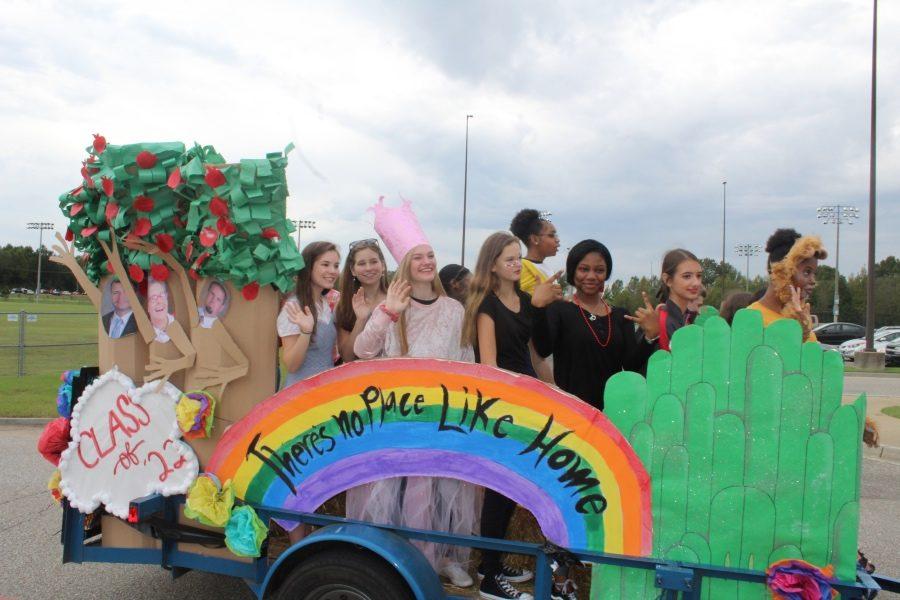 Slideshow: HOCO Parade, 10/12/18