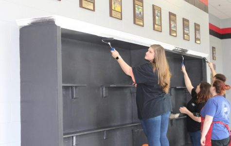 New trophy cases to feature Center Hill's increasing achievements