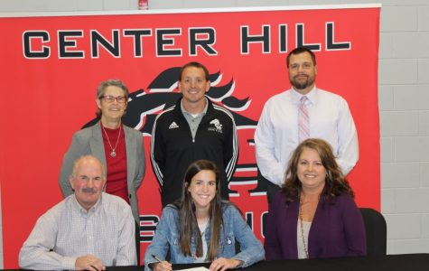 Tomlinson signs to play soccer for Northwest