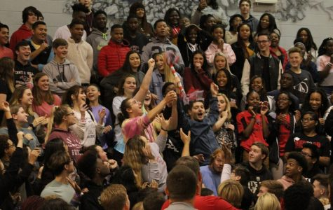 Slideshow: Winter Sports Pep Rally, 11/9/18