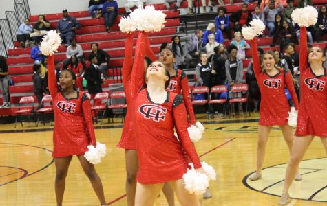 Center Hill Dance Team ranks 10th in nation