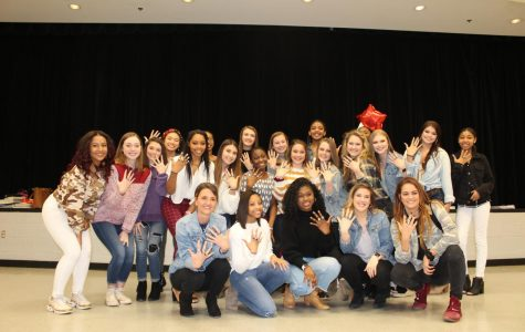 Slideshow: Dancers receive state championship rings, 3/19/19
