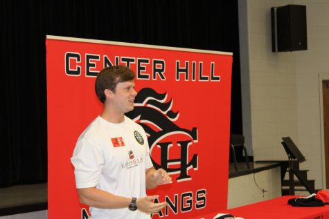 Center Hill hosts College Signing Day