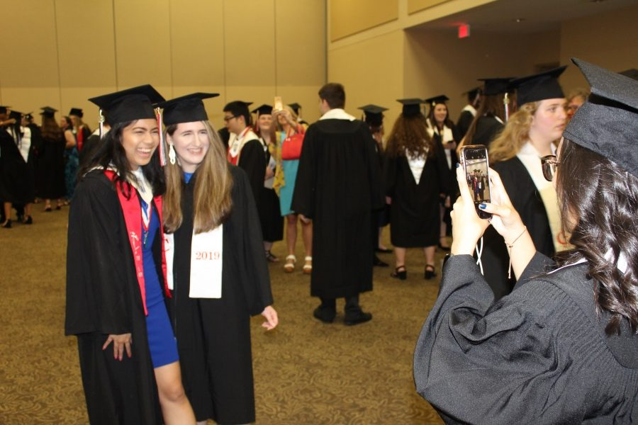Slideshow: CHHS Graduation, 5/24/19