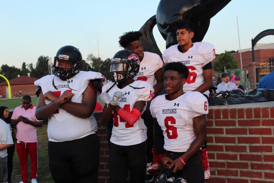 Slideshow: Meet the Mustangs, 8/15/19