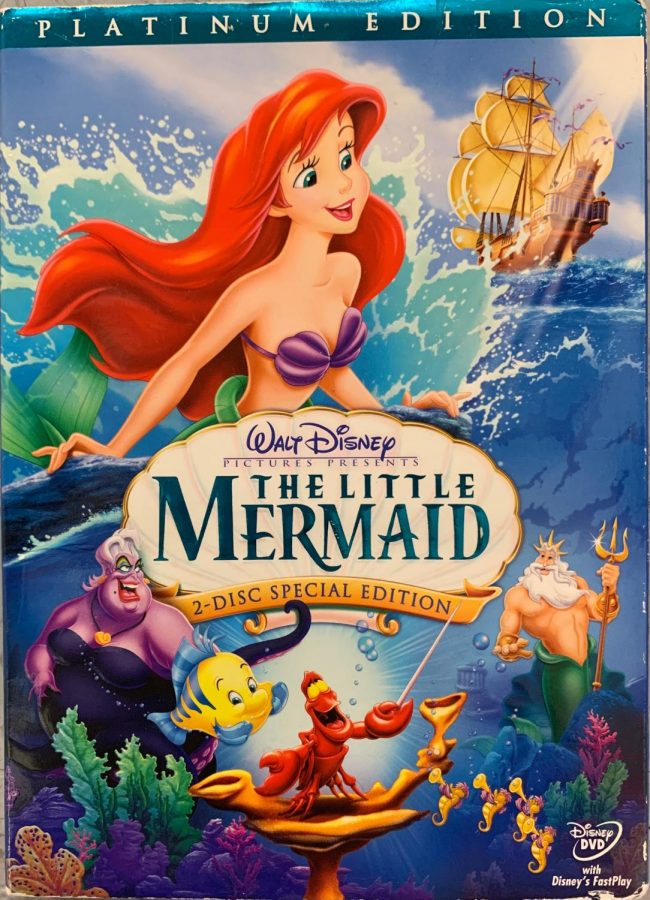 The+original+depiction+of+Ariel+in+the+1989+film+%22The+Little+Mermaid%22+was+a+young+white+girl+with+red+hair.+Disney+sparked+controversy+when+it+recently+chose+Halle+Bailey%2C+a+19-year-old+black+woman%2C+for+the+leading+role+in+a+new+adaptation+of+this+timeless+classic.
