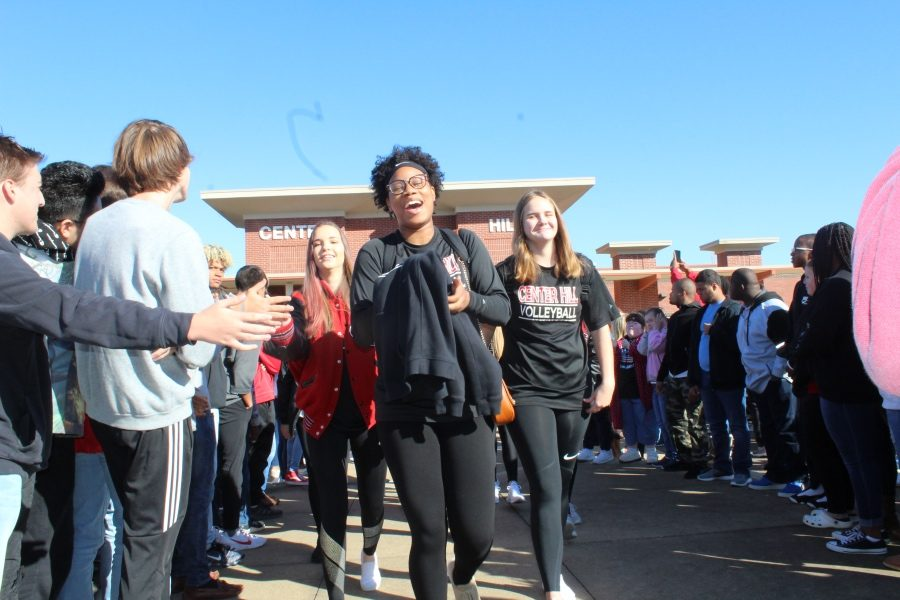 Slideshow: Volleyball Sendoff 10/24/19