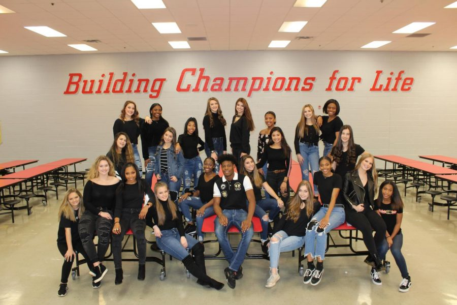 "The Center Hill Dance Team placed 6th in the nation in Large Varsity Hip Hop for the team's highest UDA Nationals finish in school history. ""We have never placed higher than 8th, so to get 6th in the nation is a really big deal,"" senior dance captain Kennedi Evans said. CHDT also placed 9th in the nation in the Large Varsity Gameday category."
