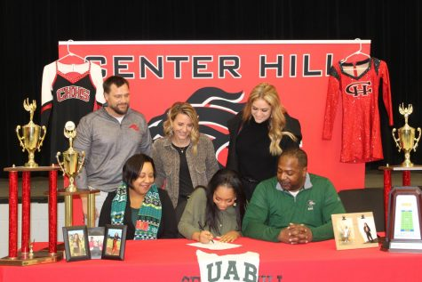 Kennedi Evans signs with UAB