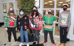 Slideshow: Ugly Christmas Sweater Day, 12-14-2020