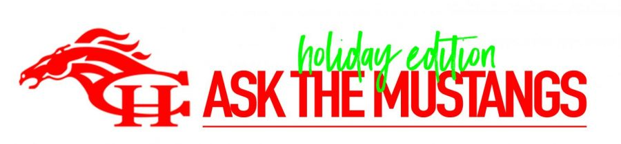 ASK THE MUSTANGS: What's your favorite Christmas movie?