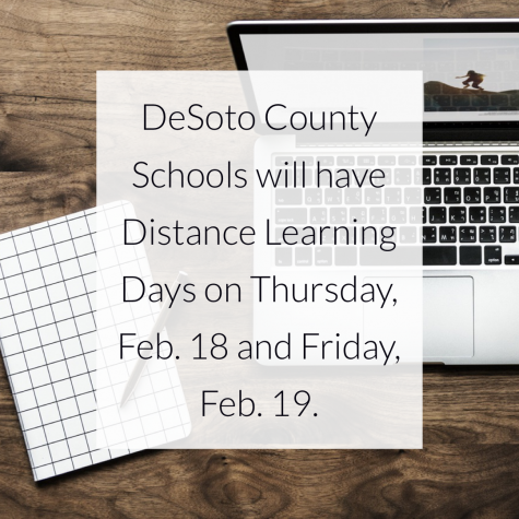 Two more Distance Learning Days, 2/18-19/2021