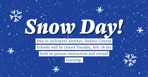 No school Tuesday, 2-16-2021