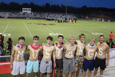 Slideshow: First home football game, 9-3-2021